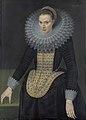 Portrait of a lady, by Cornelis van der Voort.jpg