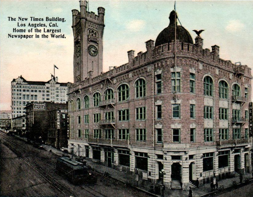 1912 Times building, demolished in 1938