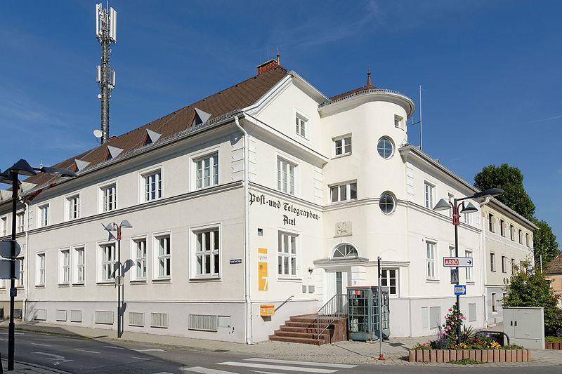 File:Postgebäude 25668 in A-7210 Mattersburg.jpg