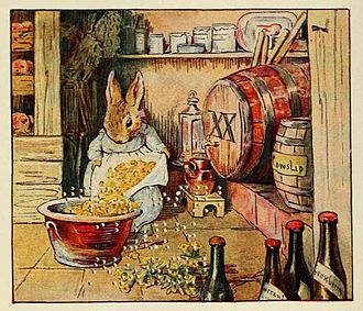Cecily Parsley's Nursery Rhymes - Cecily Parsley makes cowslip wine