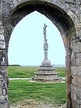 Pouldrezic, Calvaire de la Chapelle Notre-Dame-de-Penhors (1).jpg