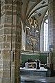 Praha kostel na Emauzích interier 3.jpg