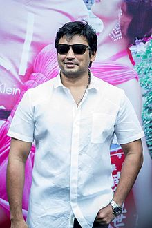 Prashanth at Saahasam Audio Launch.jpg