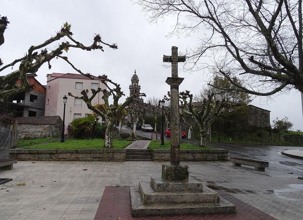 Praza párroco Quiroga, Carballeda de Avia 10