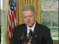 File:President Clinton on Gun Safety Agreement (2000).webm