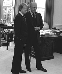 Presidential Transition Of Jimmy Carter Wikipedia