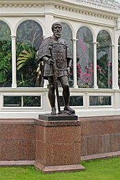 Statue of Henry The Navigator