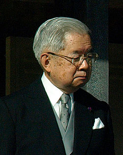 Prince Masahito cropped 3 The New Year Greeting 2011 at the Tokyo Imperial Palace.jpg