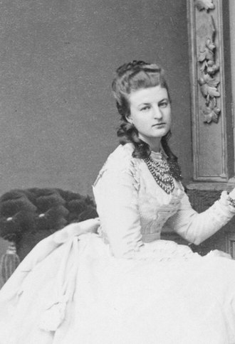 Princess Amalie of Saxe-Coburg and Gotha - Image: Princess Amalie of Saxe Coburg and Gotha