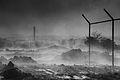 Prishtina in fog.jpg