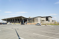 Pristina International Airport - new terminal.jpg