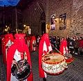 Procesión de la Coronación de Espinas y La Verónica en Jueves Santo, Calatayud, España, 2018-03-28, DD 22.jpg