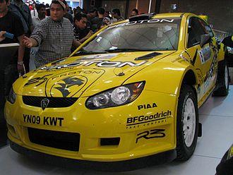 Proton Motorsports - Image: Proton satria neo s 2000 klims