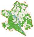 Pszczew (gmina) location map.png