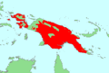 Ptilorrhoa distribution.png
