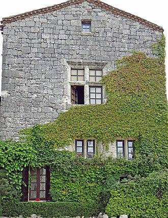 Pujols, Lot-et-Garonne - Image: Pujols (Lot et Garonne) Maison du XV Ie siècle, près de la porte des Anglais