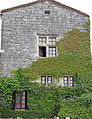 Pujols (Lot-et-Garonne) - Maison du XVIe siècle, près de la porte des Anglais.JPG