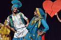 Punjabi Dance - Opening Ceremony - Wiki Conference India - CGC - Mohali 2016-08-05 6394.JPG