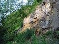 Purtse Hiiemäe cliff, 2011-06.jpg
