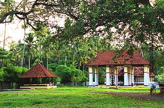 Vadakkekara Village in Kerala, India