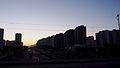 Pyongyang at dusk (14178556866).jpg