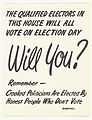 Qualified Electors in this House Will All Vote on Election Day - NARA - 5730043.jpg