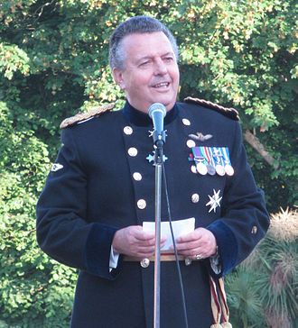 Andrew Ridgway - Sir Andrew Ridgway in June 2010