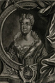Queen Elisabeth Farnese of Spain in an anonymous drawing with Latin inscription.png