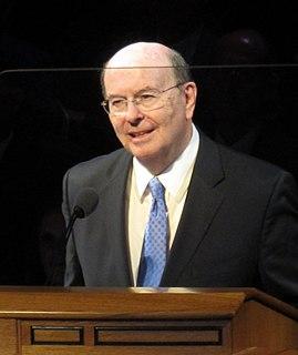 American Mormon leader