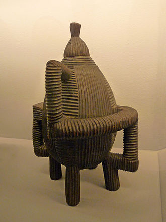 Swaziland - A 19th-century Swazi artifact