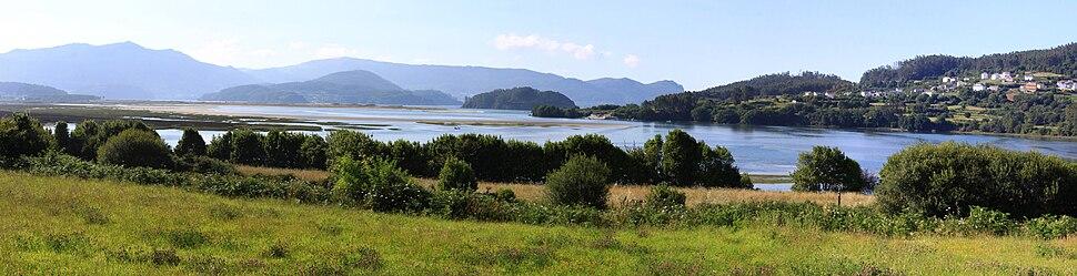 Ría de Ortigueira, Galiza