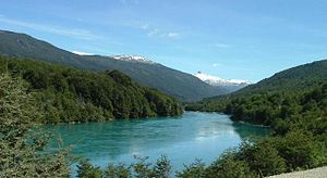 Baker River (Chile) - Image: Río Baker 03