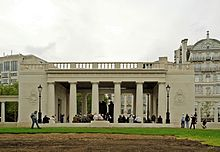 RAF Bomber Command Memorial, Green Park, London.JPG