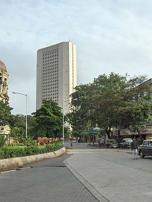 The RBI headquarters in Mumbai