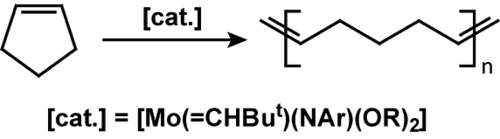 ring opening metathesis polymerization catalysts