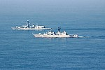 ROYAL NAVY FRIGATE ESCORTS RUSSIAN SHIP THROUGH ENGLISH CHANNEL MOD 45164076.jpg