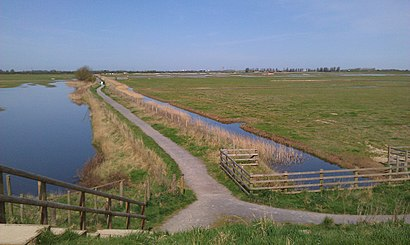 How to get to Frampton Marsh with public transport- About the place