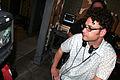 R Cuffley on set..jpg