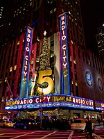 Radio City Music Hall - Wikipedia