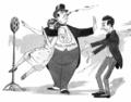 Radio copyright problem cartoon - Radio News May 1925.png