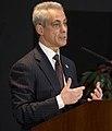 Rahm Emanuel, Mayor, City of Chicago,, 2014 (cropped).jpg