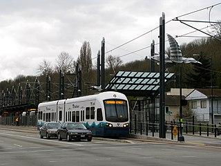 Rainier Beach station Light rail station in Seattle, Washington