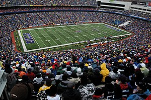Southtowns - New Era Field has been the Buffalo Bills' home field since 1973.