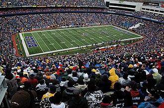Southtowns - New Era Field has been the Buffalo Bills' home field since 1973.