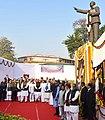Ram Nath Kovind, the Vice President, Shri M. Venkaiah Naidu, the Prime Minister, Shri Narendra Modi (1).jpg