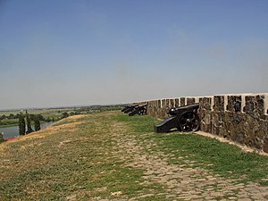 Azov - Ramparts of Azov Fortress