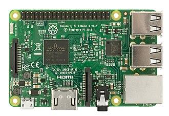 Raspberry Pi - Raspberry Pi 3 Model B