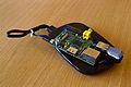Raspberry Pi with a battery.JPG