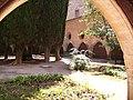 Real Monasterio de Santes Creus - Claustro Viejo 3.jpg