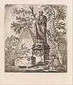 Recueil de divers Monumens Anciens répandus en plusieurs endroits de L'Italie MET DP351869.jpg
